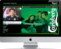 Webcast & Streaming: Carlsberg